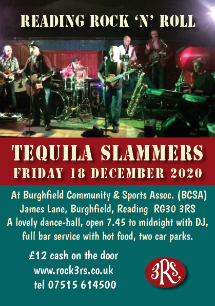The Tequila Slammers