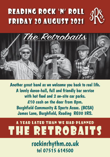 The Retrobaits